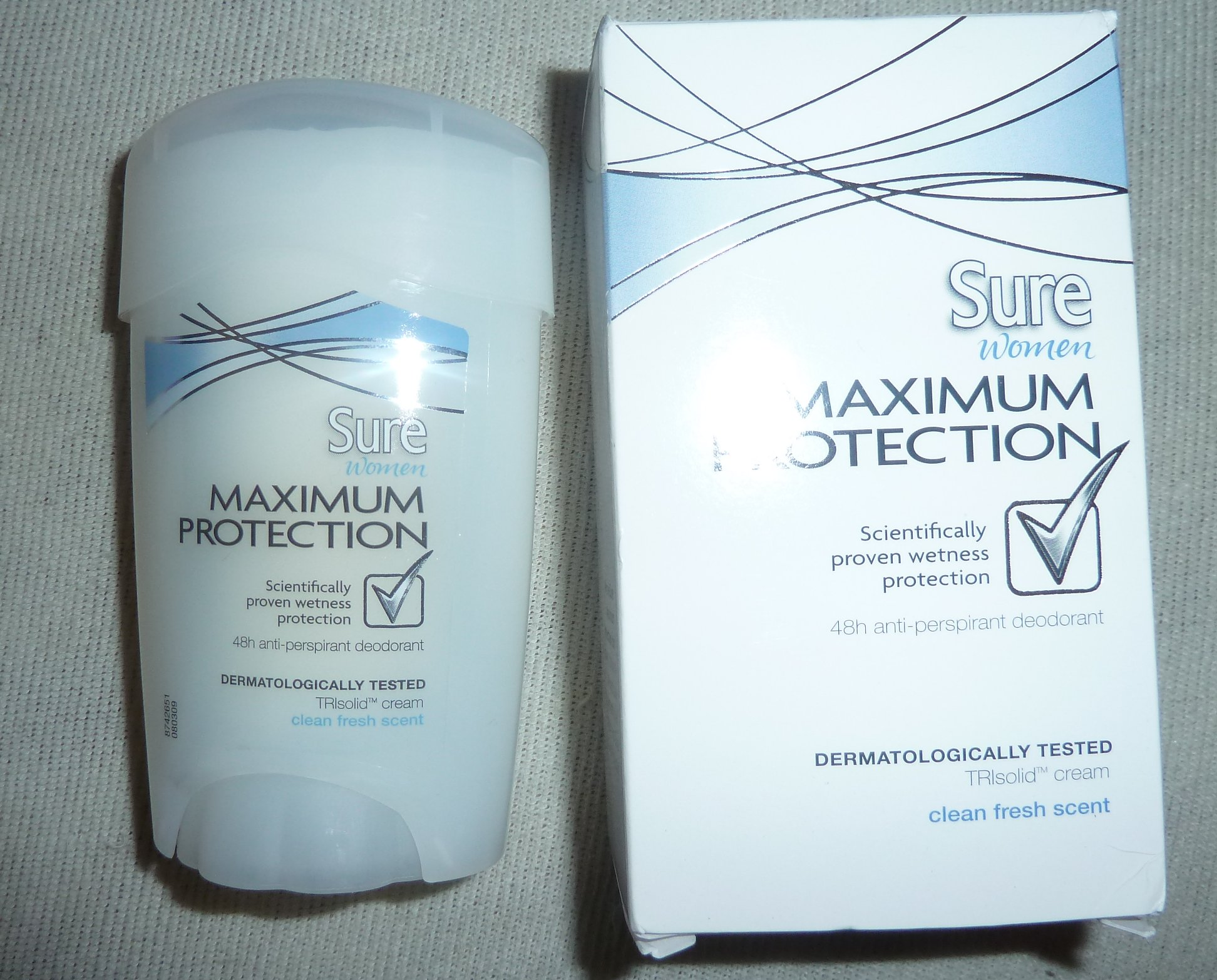Sure Maximum Protection Deodorant