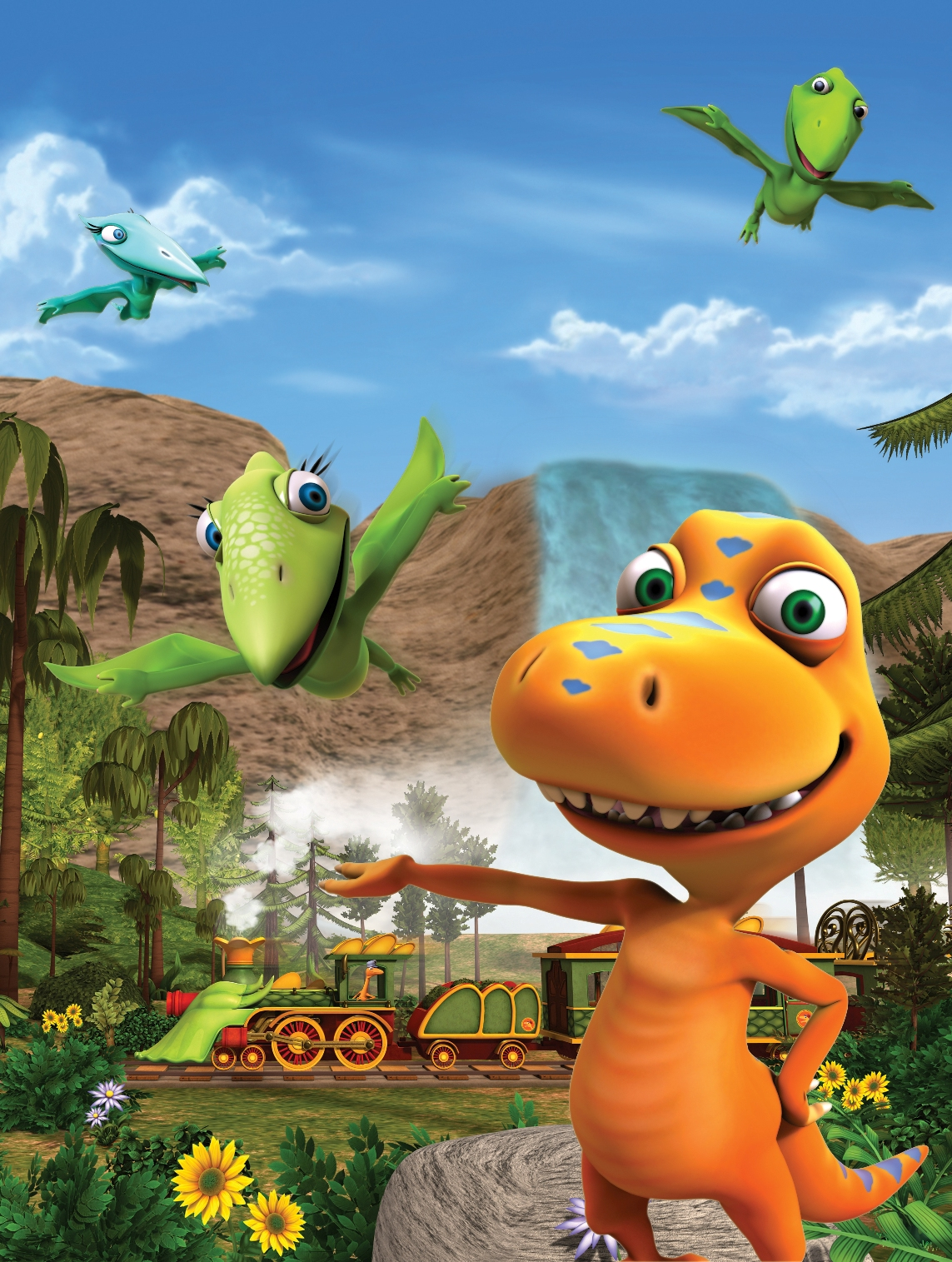 Dinosaur Train Review - Dragons and Fairy Dust