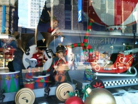 Fenwicks Christmas Windows