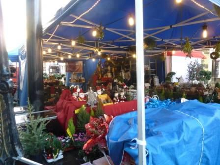 Christmas markets Newcastle