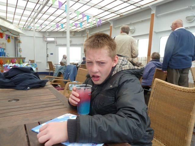 DFDS Seaways Slush