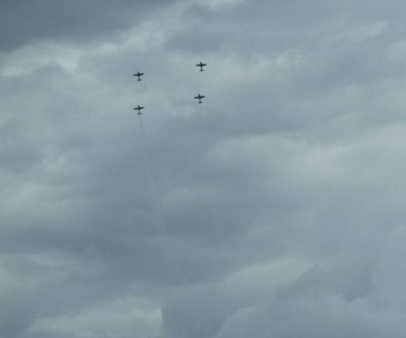 Sunderland Airshow from DFDS Seaways