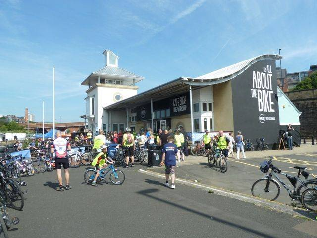 Newcastle Gateshead skyride