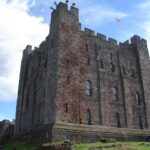 Bambrough castle