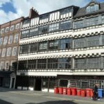 Bessie Surtees House seen from the outside
