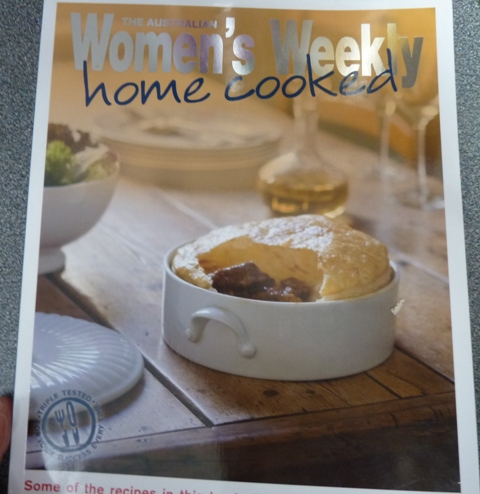 womans weekly home cooked