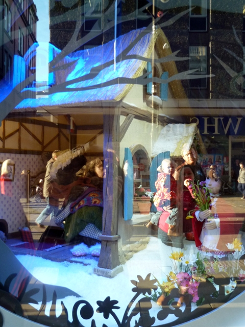 Fenwicks Christmas Windows