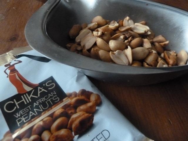 Chikka peanuts