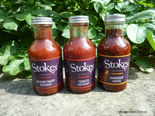 Stokes Sauces Barbecue pack
