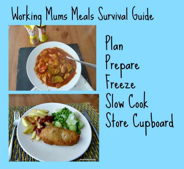 Working Mums Meals Survival Guide