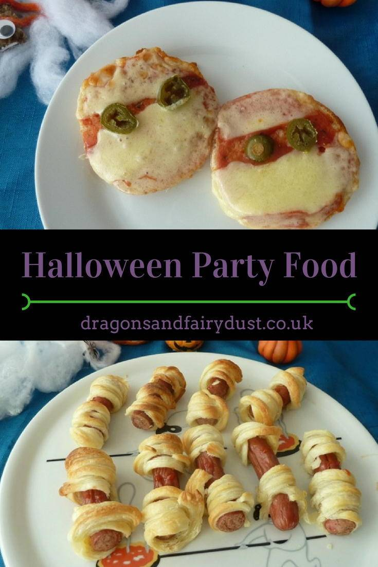 Halloween party food: Simple recipes for Halloween