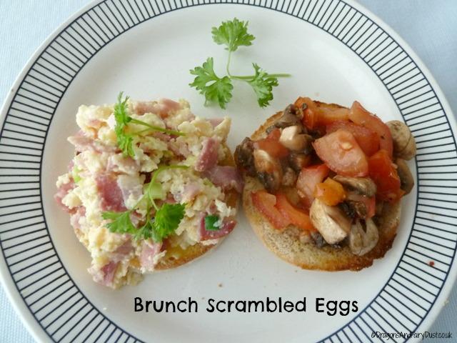 Brunch Scrambled Eggs