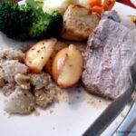 roast port with skirlie
