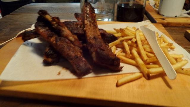 Badass beef ribs
