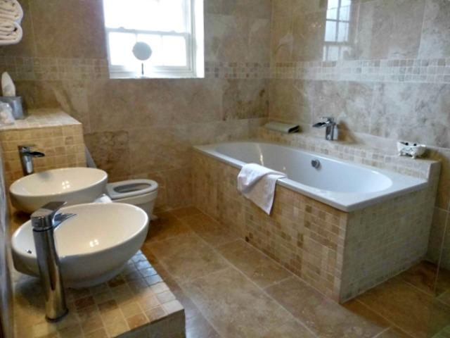ox pasture hall bathroom