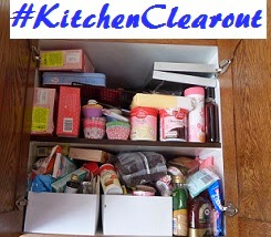 kitchen clearout
