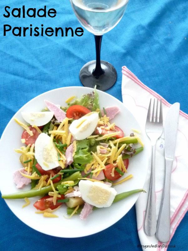 Salade parsienne