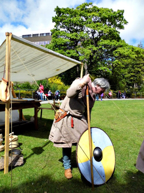 Vikings at the Great North Museum