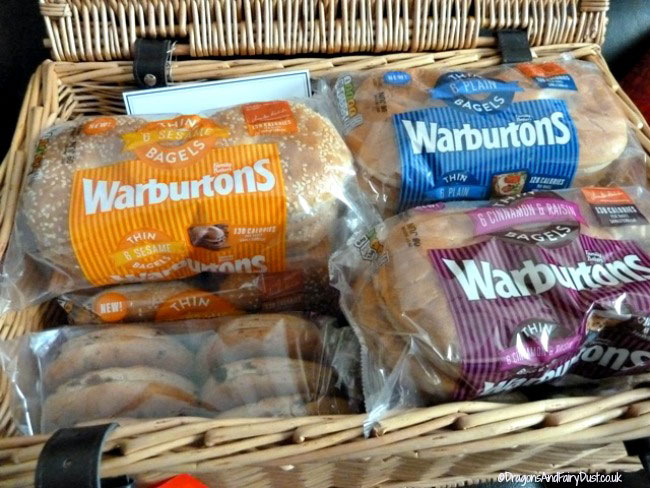 Warburtons bagels