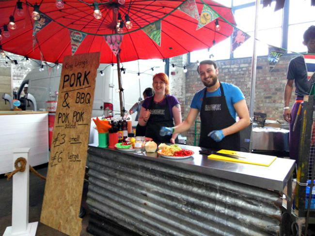 British Steet Food Festival