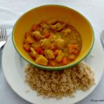 Chicken one pot curry