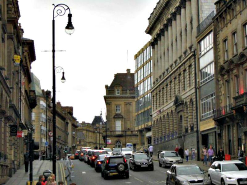 Mosley Street