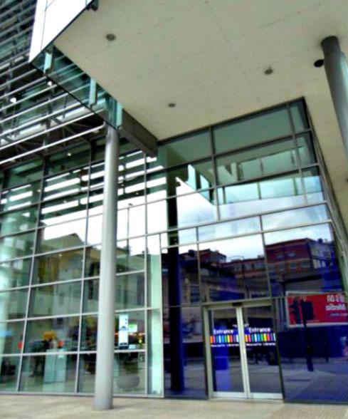 Newcastle public library