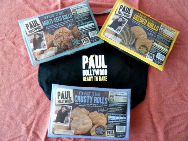Paul Hollywood Bake At home