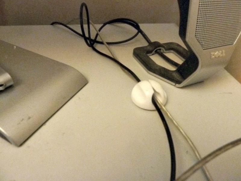 D-Line desk tidies