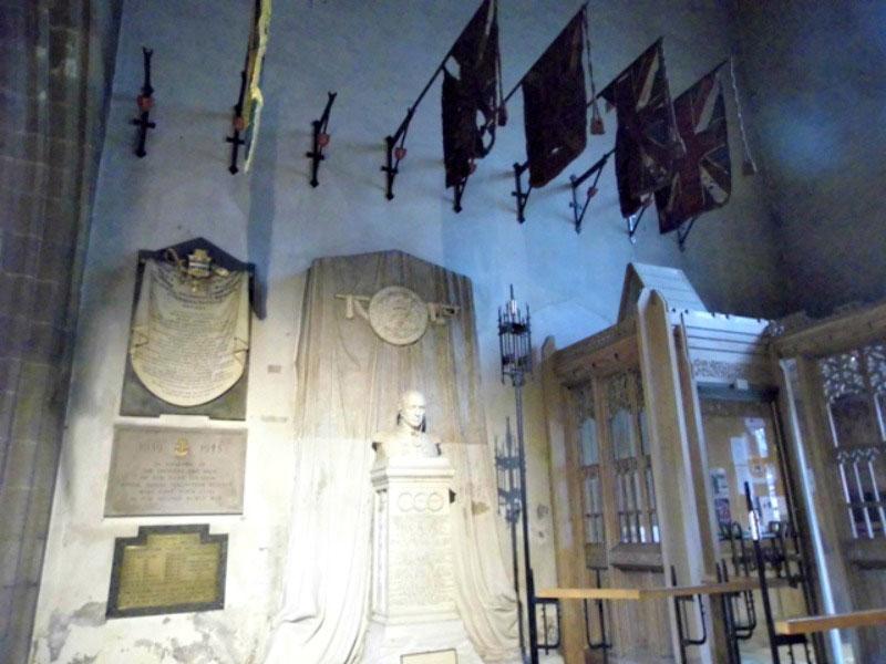The collingwood memorial