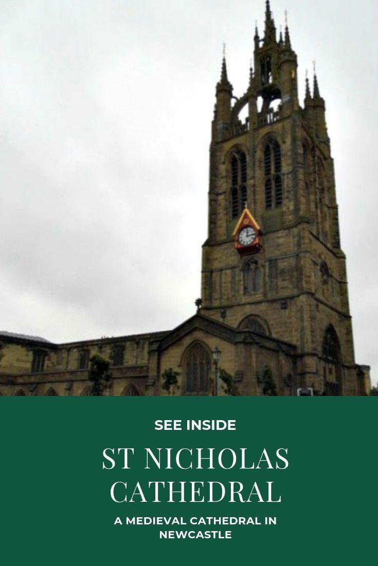 Have you been inside St Nicholas Cathedral in Newcastle? This medieval church is full of hidden treasures. Why not click through to find out more