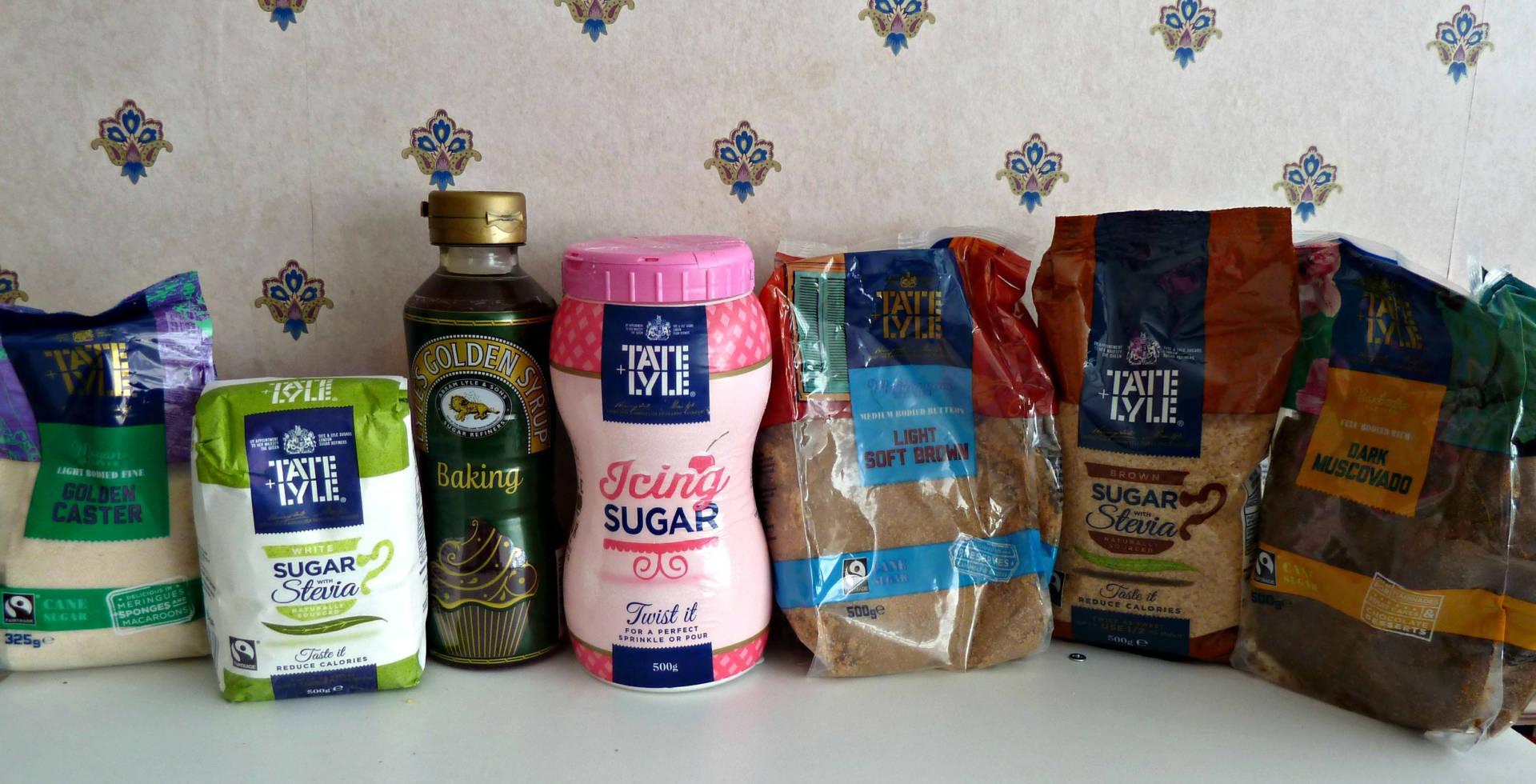 Tate and lyle sugar