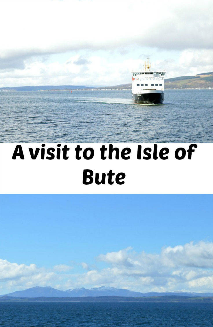 Visiting the Isle of Bute