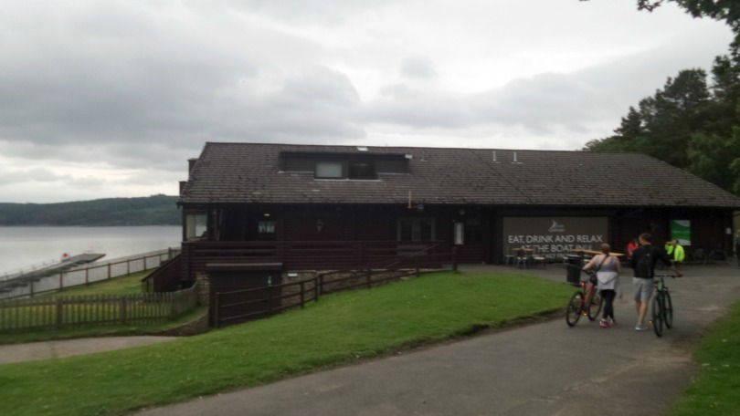 The boat inn, Kielder Water