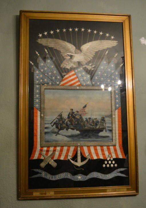 Washington old hall collection
