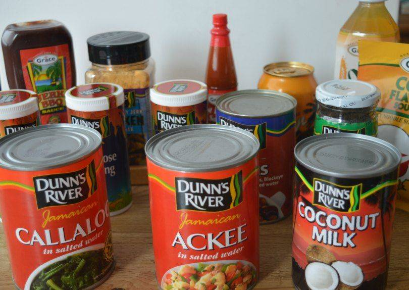 Grace foods products