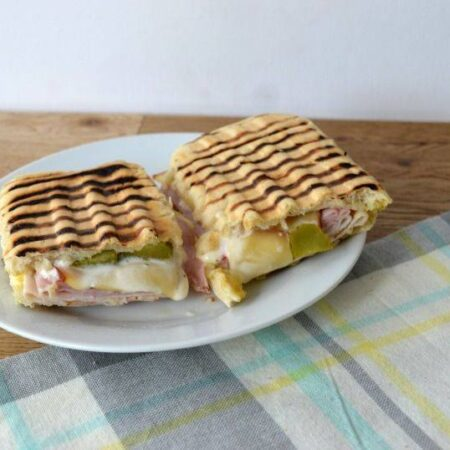 Cuban midnight sandwich