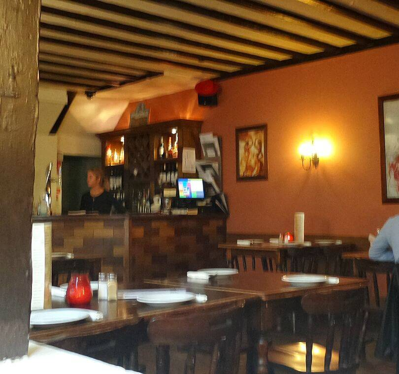 Inside El coto Newcastle