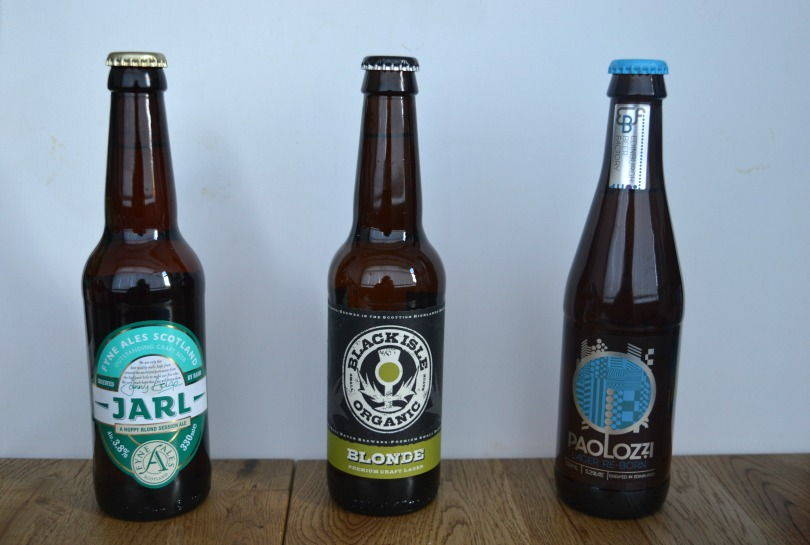 Beer52 Craft Beer subscription box contents