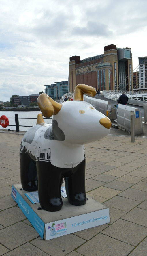 Tyne Tail Jack Great North Snowdog