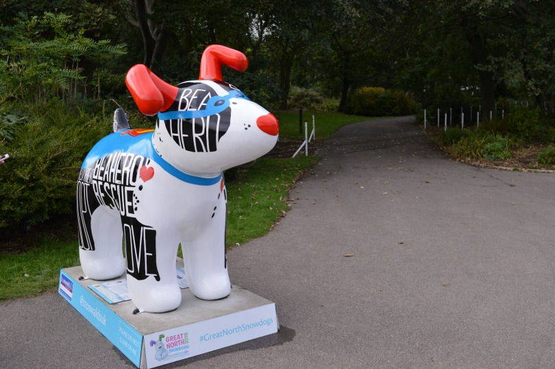 Rhino the rescue great north snowdog