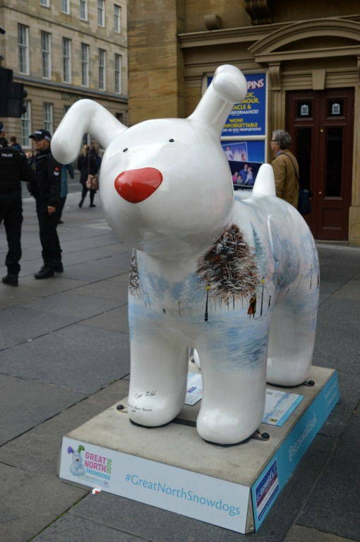 Arthur Great north snowdog