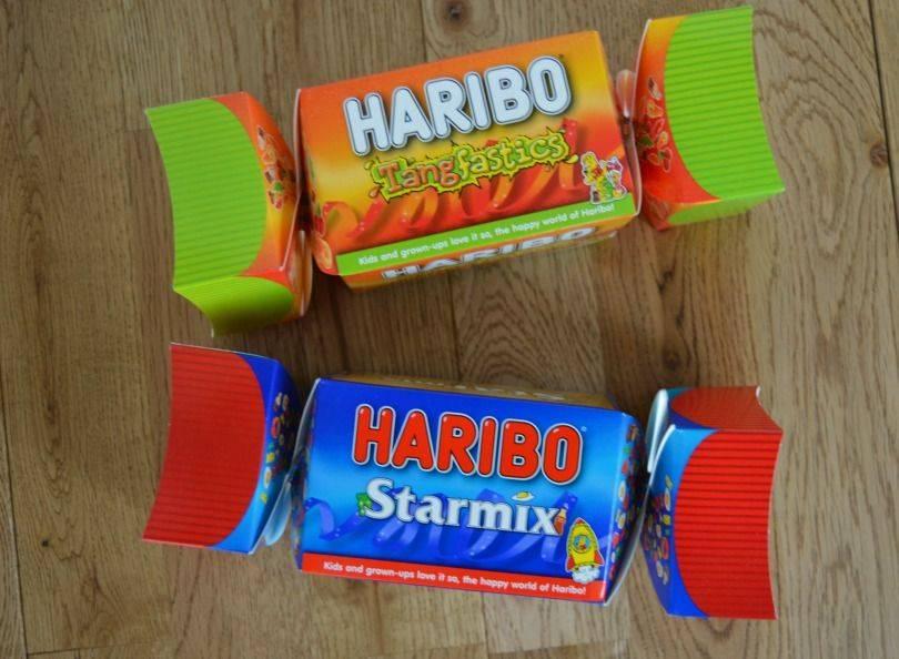 HARIBO STARMIX & TANGFASTICS CRACKER