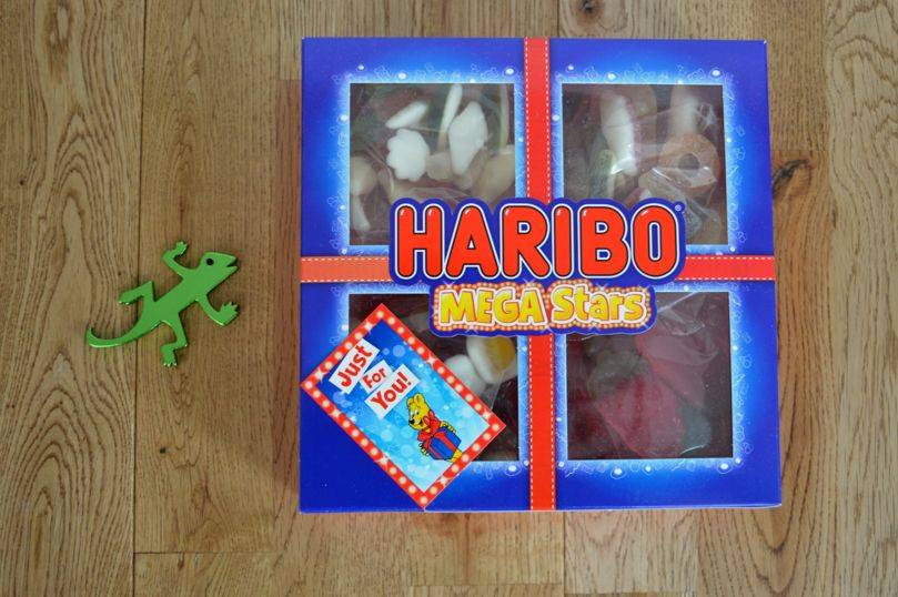 HARIBO MEGA STARS SELECTION BOX