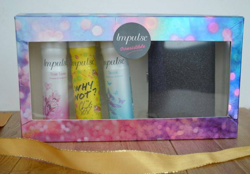 Impulse Irresitible gift set