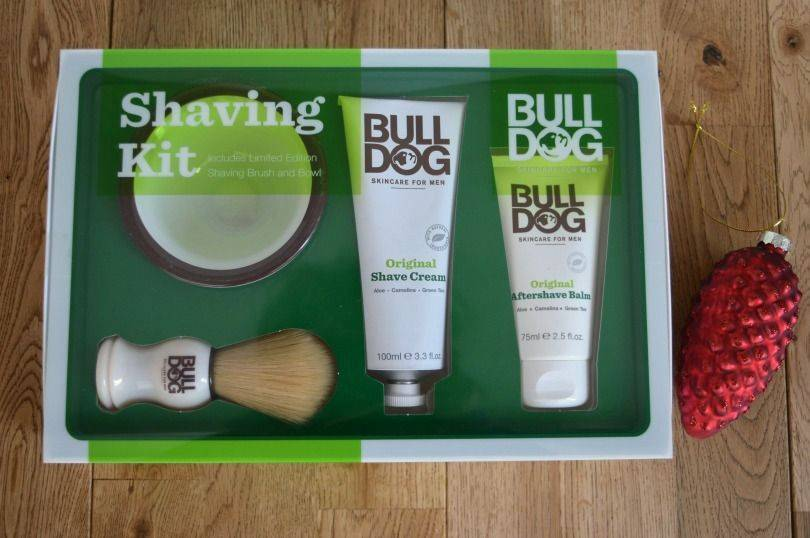 Bulldog Shave Kit