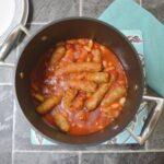 Smoky Sausage Casserole