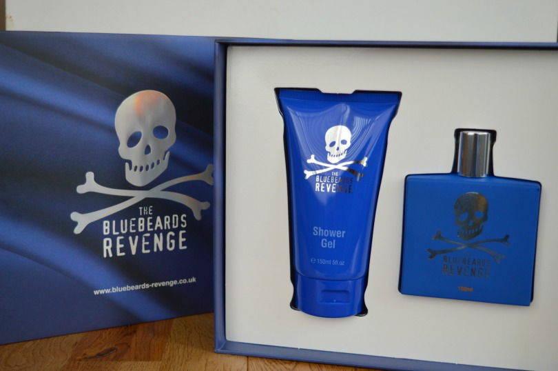 Bluebeards Revenge EDT Set