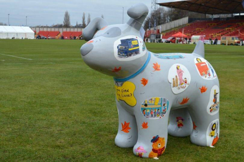 Great north snowdogs