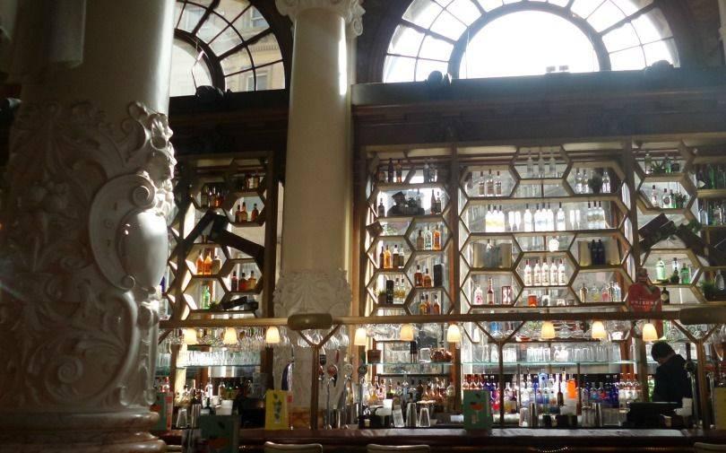 Inside revolution Newcastle